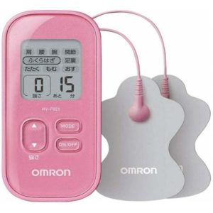 OMRON PULSE MASSAGER PINK